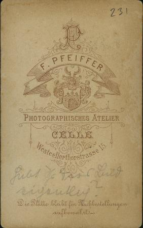 Pfeiffer, Celle