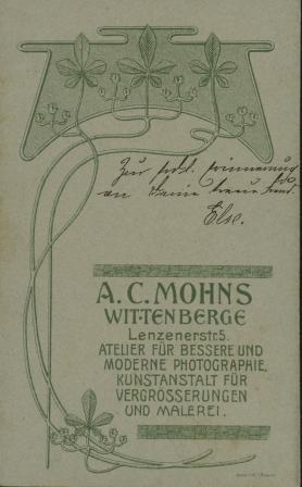 Mohns, Wittenberge