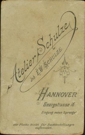 Schulze, Hannover