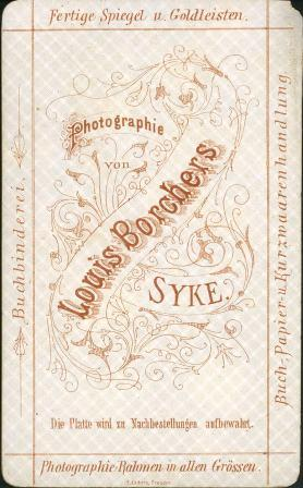 Borchers, Syke