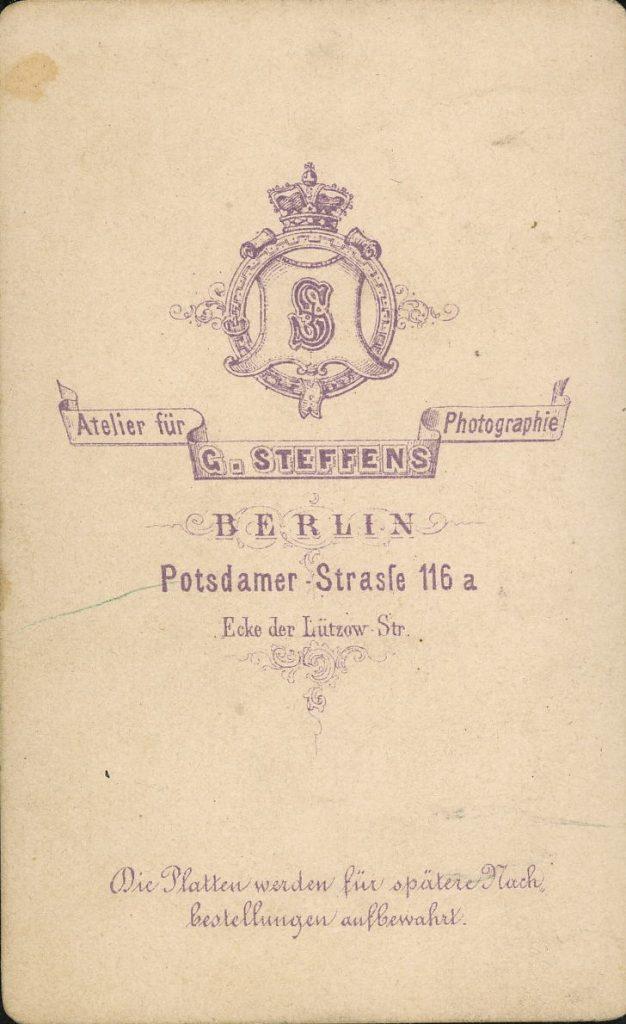 G. Steffens - Berlin