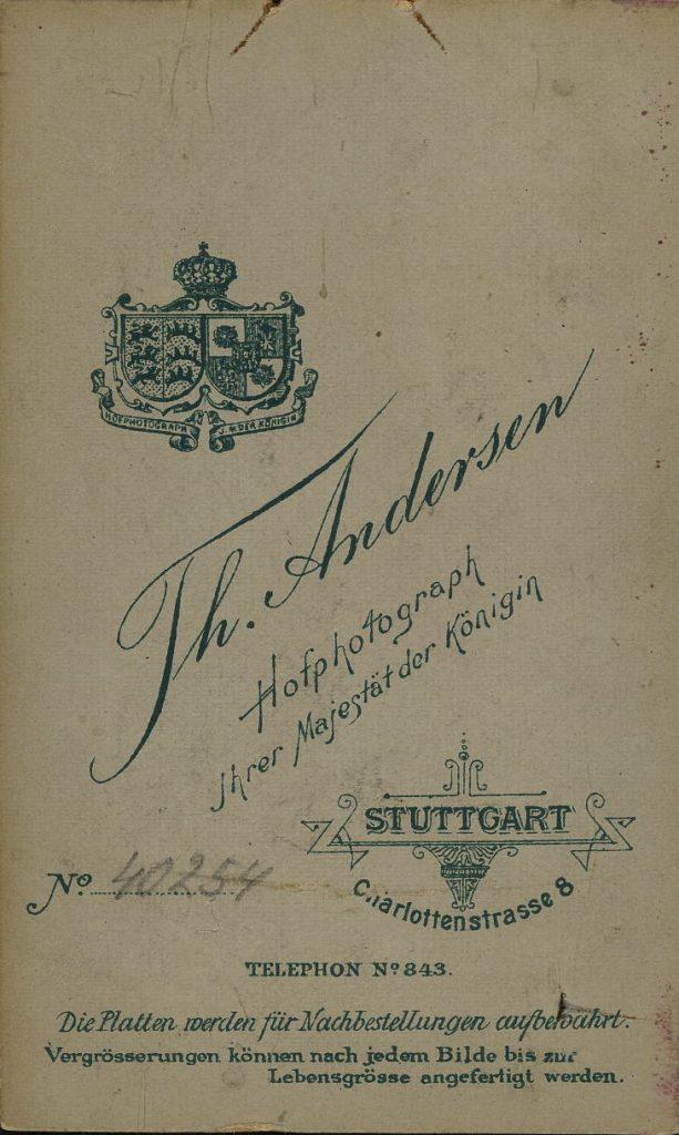 Th. Andersen - Stuttgart