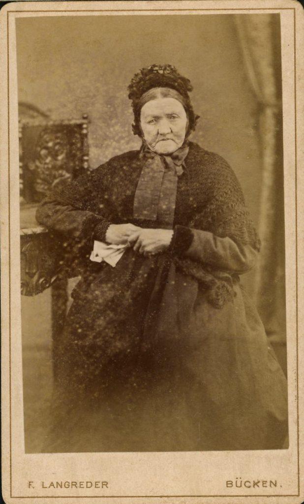 F. Langreder - Bücken
