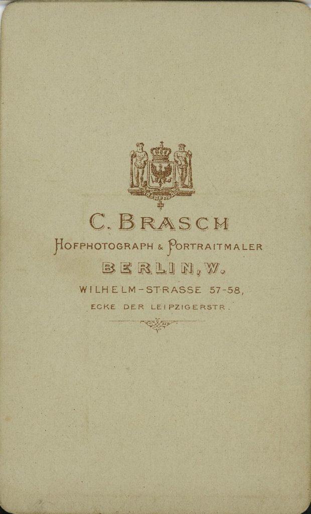 C. Brasch - Berlin