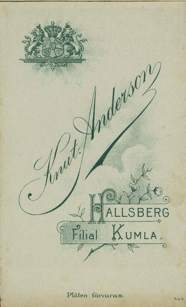 Knut Anderson - Hallsberg