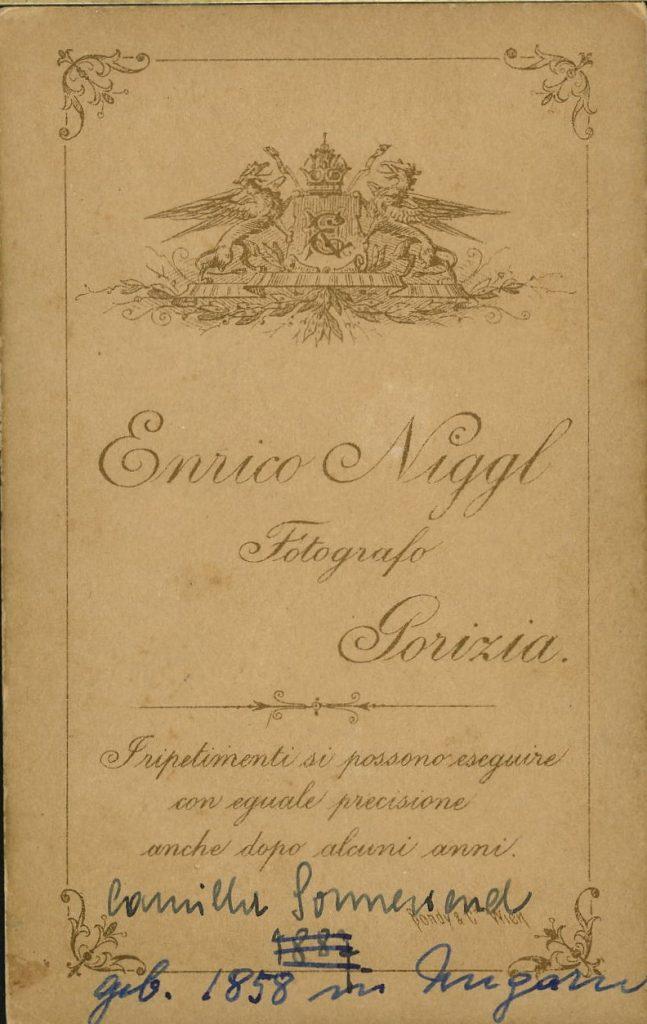 Enrico Niggl - Gorizia - Görz