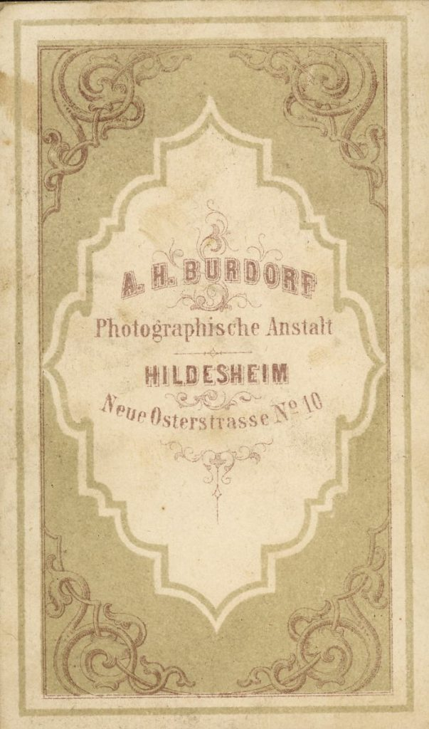 A. H. Burgdorf - Hildesheim