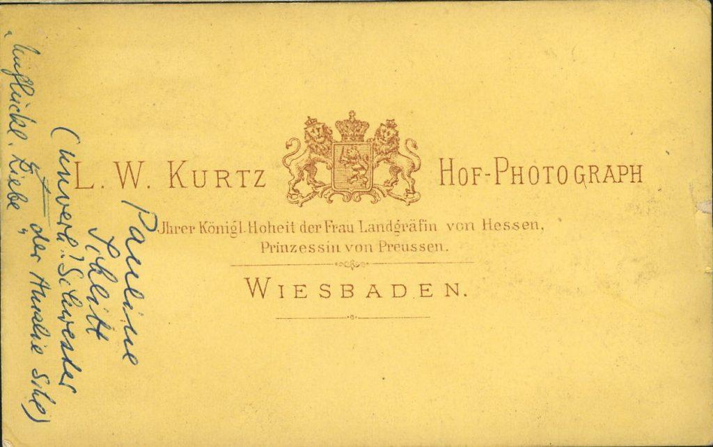 L. W. Kurtz - Wiesbaden