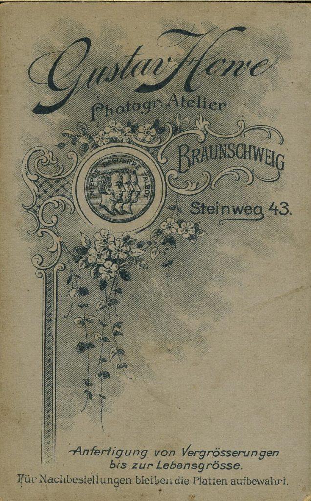 Gustav Hone - Brauschweig
