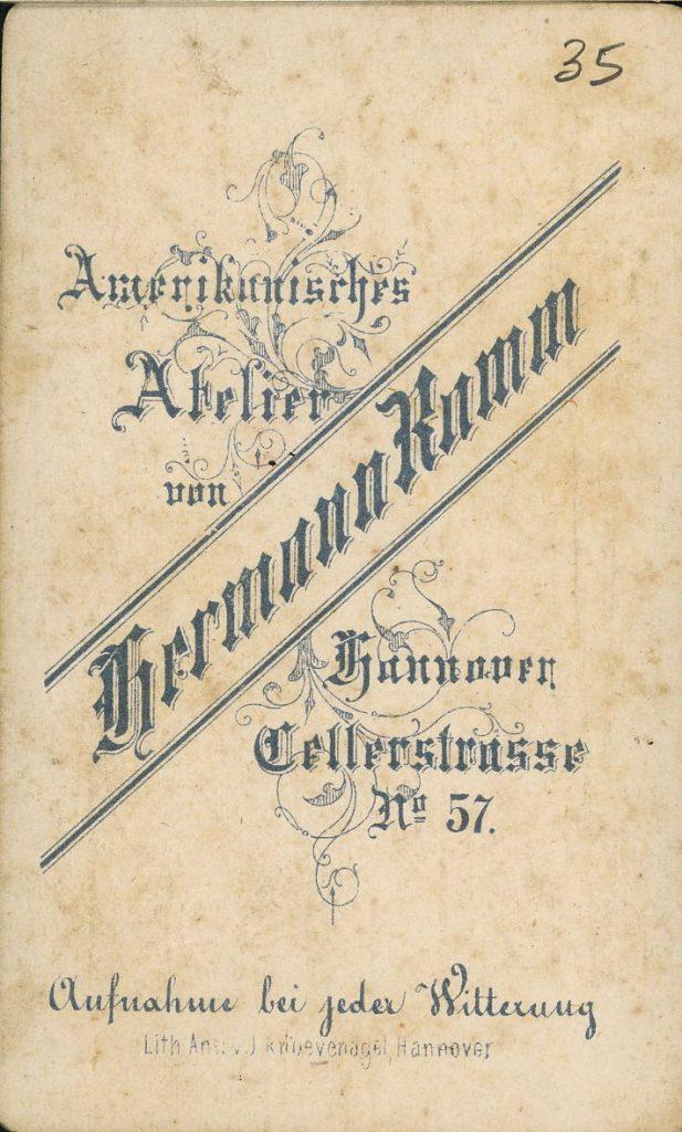Hermann Kamm - Hannover