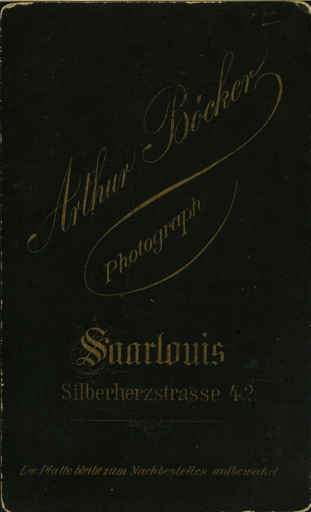Arthur Böcker - Saarlouis
