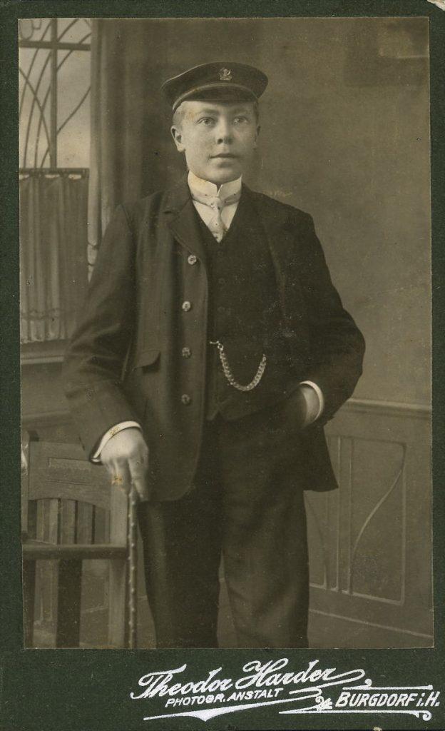 Theodor Harder - Burgdorf i.H.
