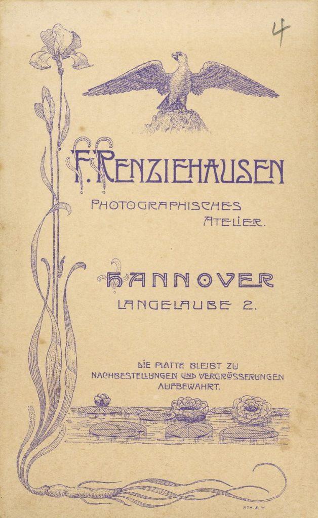 F. Renziehausen - Hannover