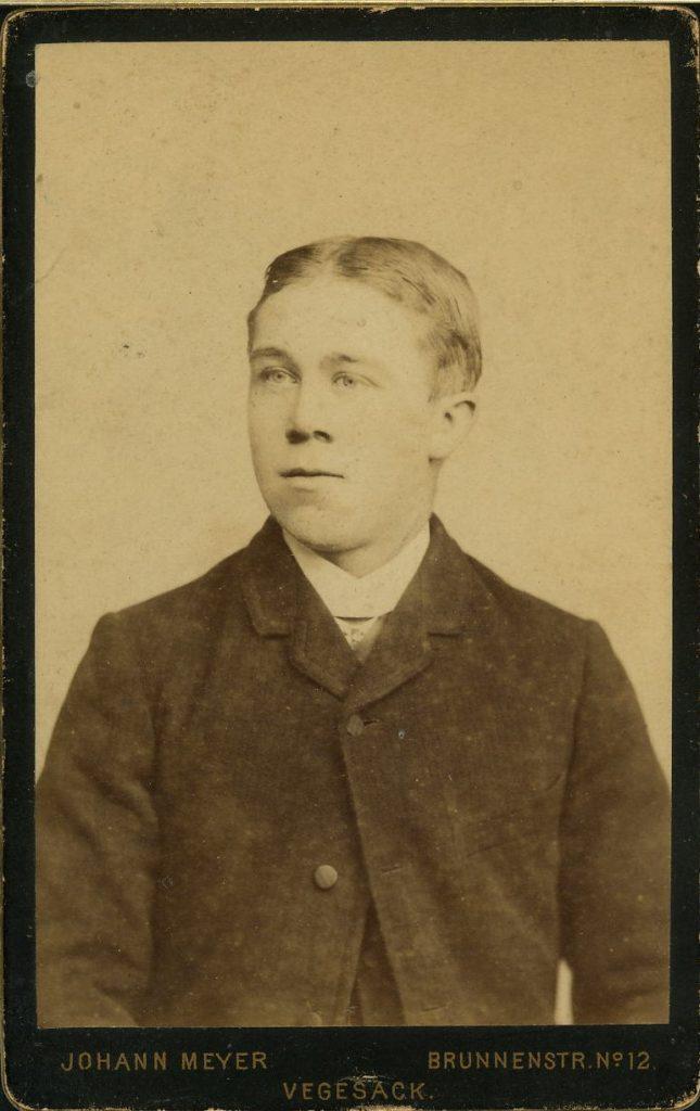 Johann Meyer - Vegesack