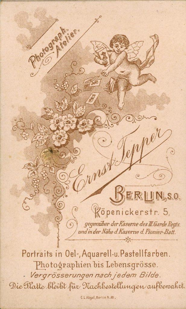 Ernst Tepper - Berlin