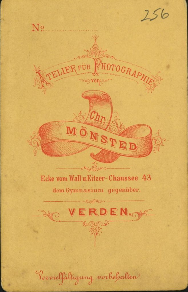 Chr. Mönsted - Verden