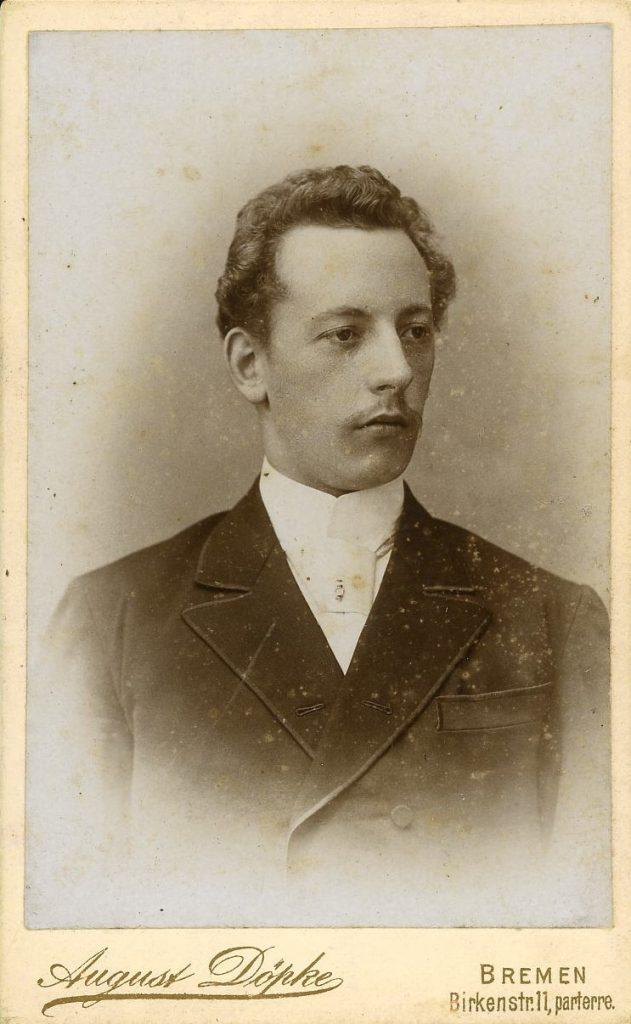 August Dröpke - Bremen
