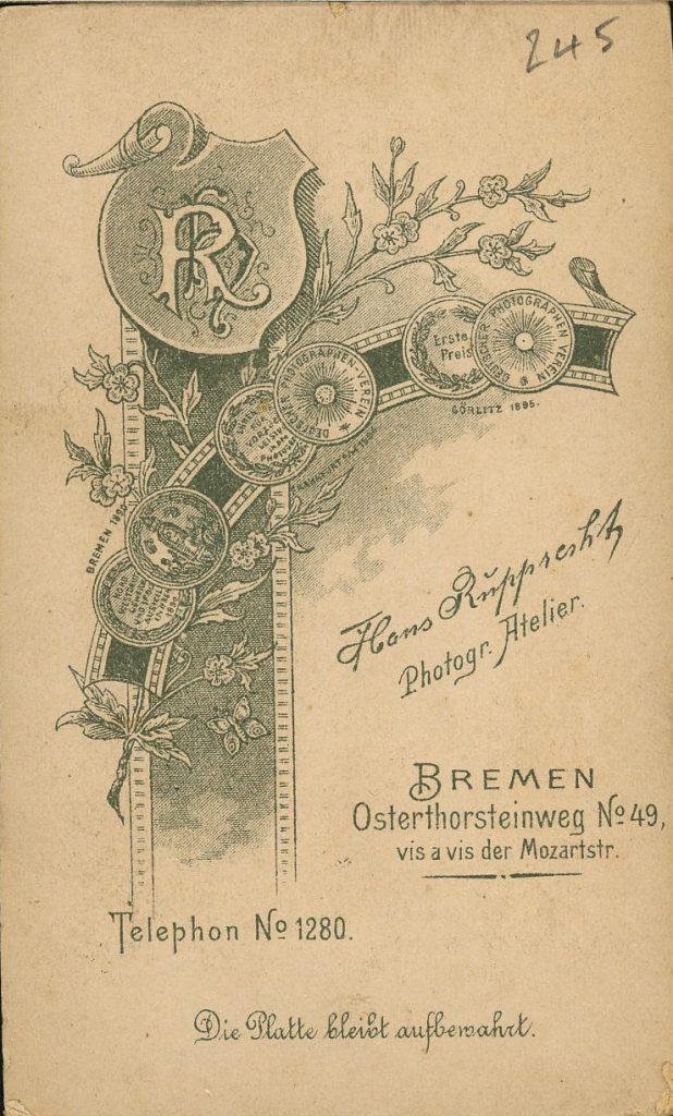 Hans Rupprecht - Bremen