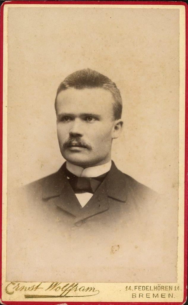 Ernst Wolffram - Bremen