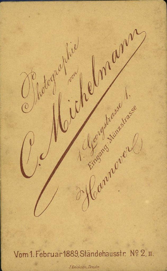 Carl Michelmann - Hannover