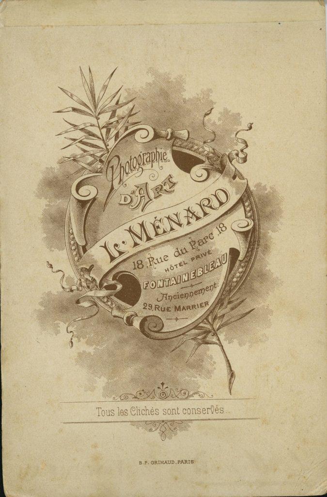 L. Ménard - Fontainebleau