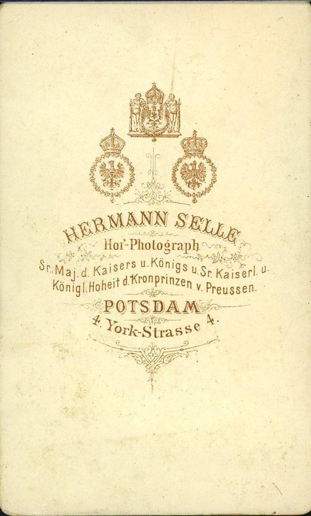 Hermann Selle - Potsdam