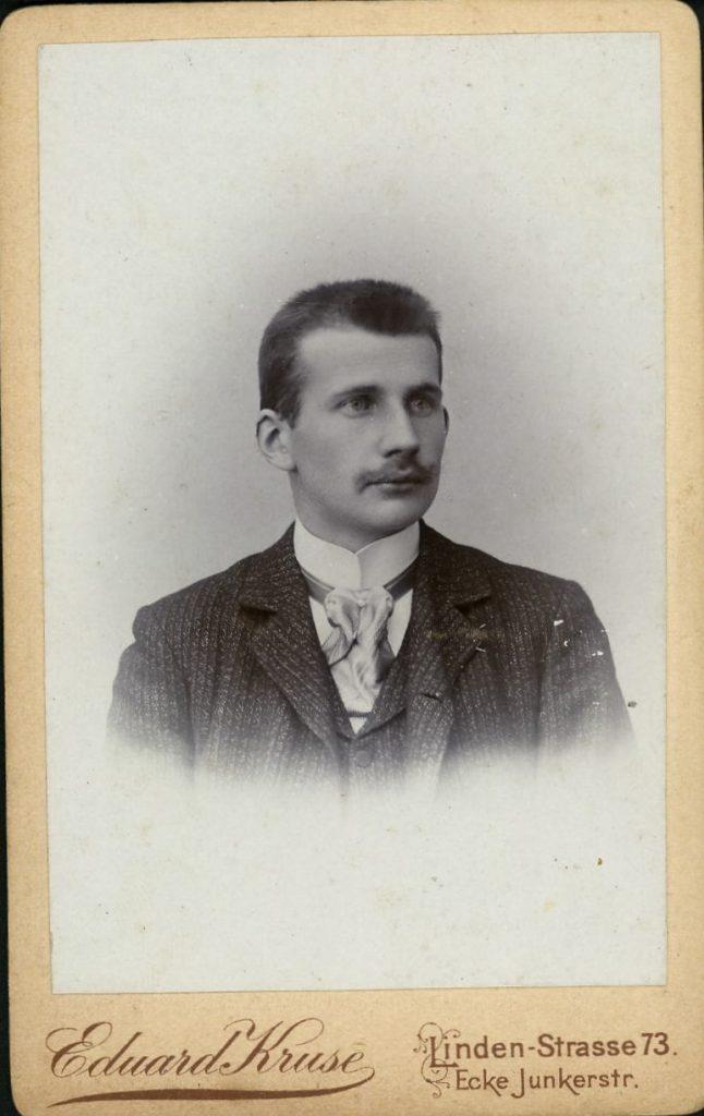 Eduard Kruse - Berlin