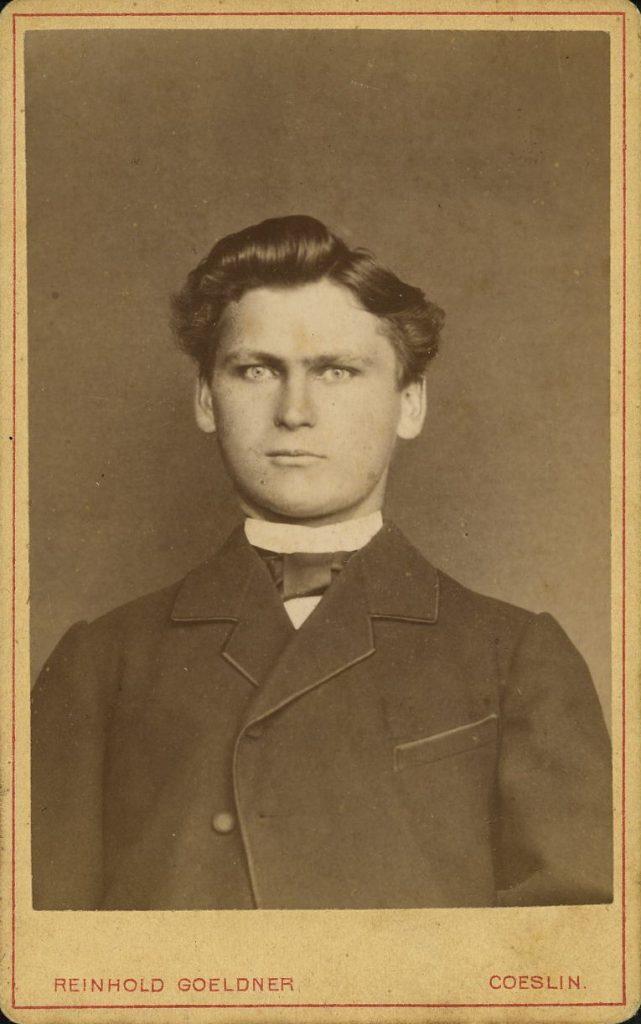Reinhold Goeldner - Coeslin