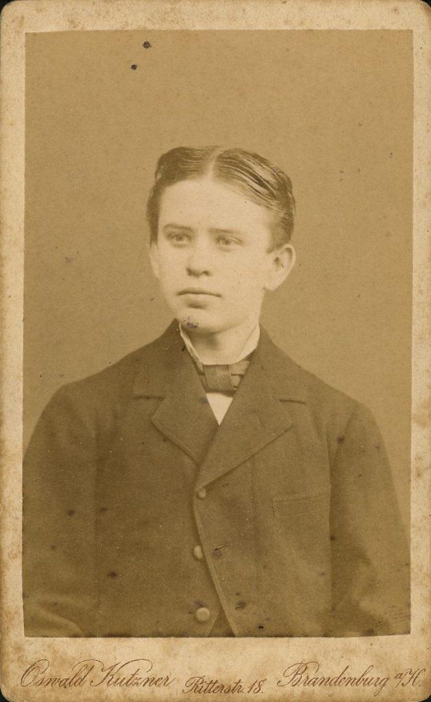 Oswald Kutzner Brandenburg a.H.