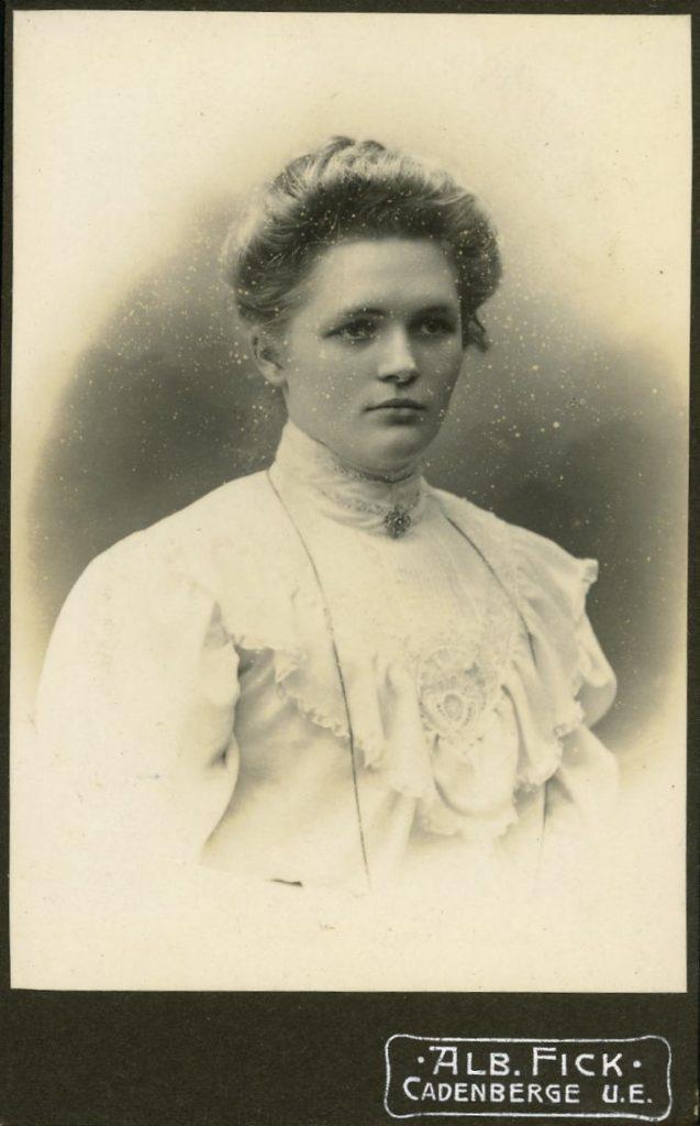 Alb. Fick - Cadenberge u.E.