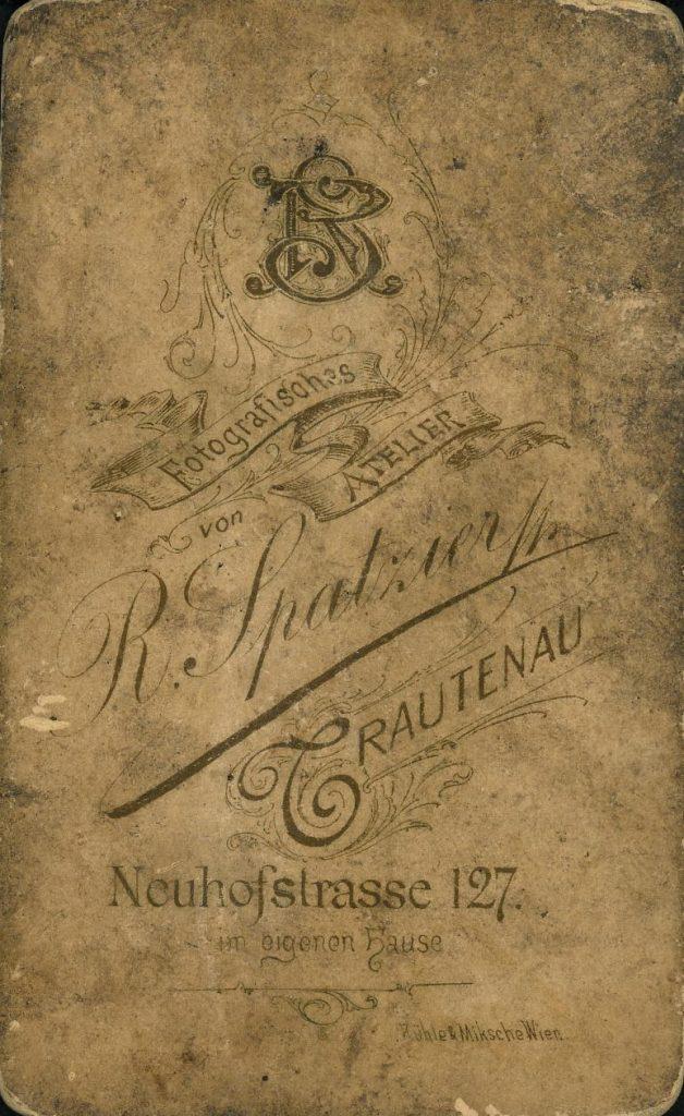 R. Spatzier - Trautenau
