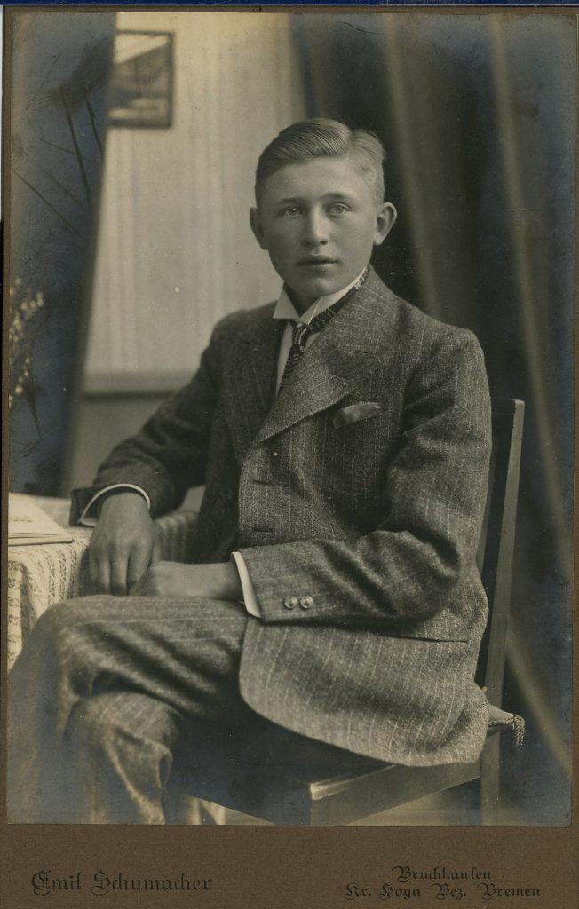 Emil Schumacher - Bruchhausen