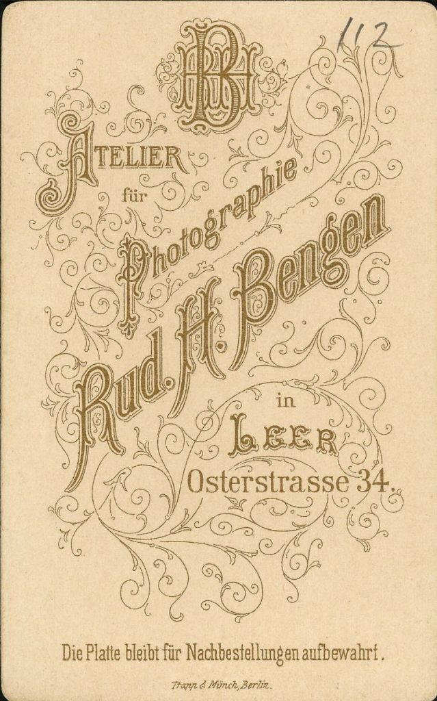 Rud. H. Bengen - Leer