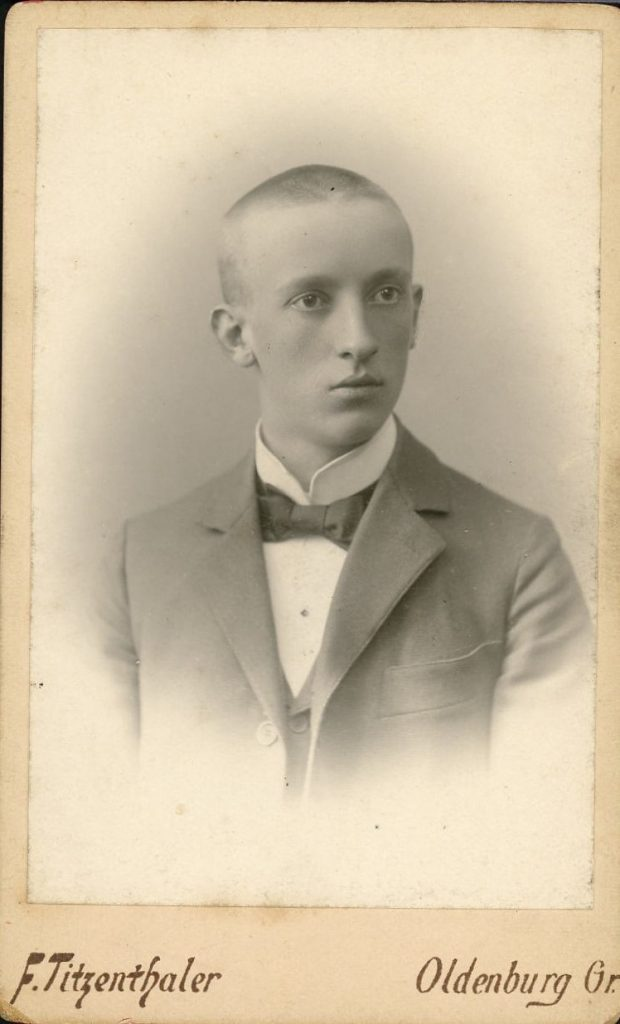 F. Titzenthaler - Oldeburg i.Gr