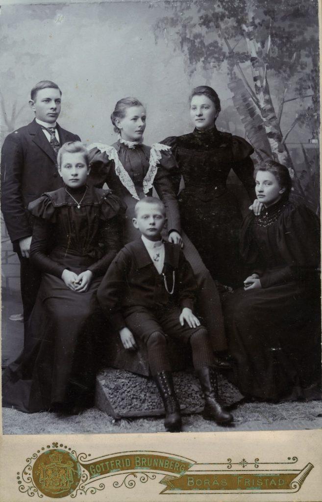 Gottfrid Brunnberg - Borås