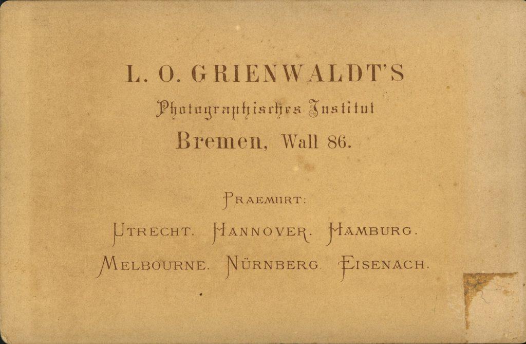 L. O. Grienwaldt - Bremen