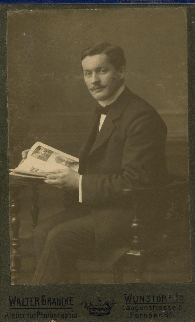 Walter Grahlke - Wunstorf i.H.