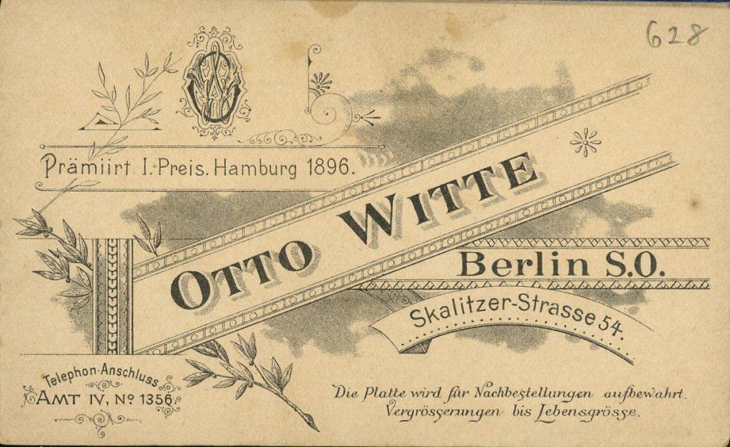 Otto Witte - Berlin