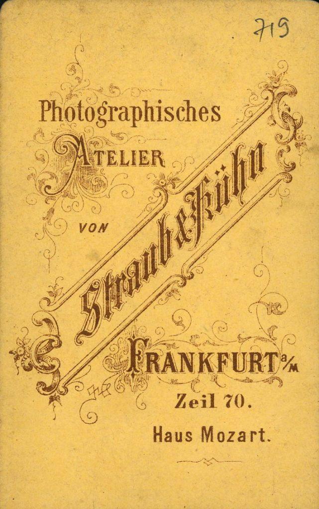 Straub & Kühn - Frankfurt a.M.