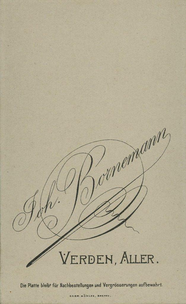 Joh. Bornemann - Verden