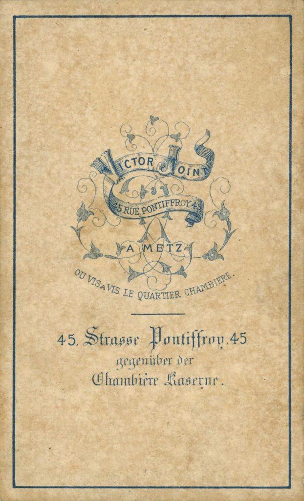 Victor Joint - Metz