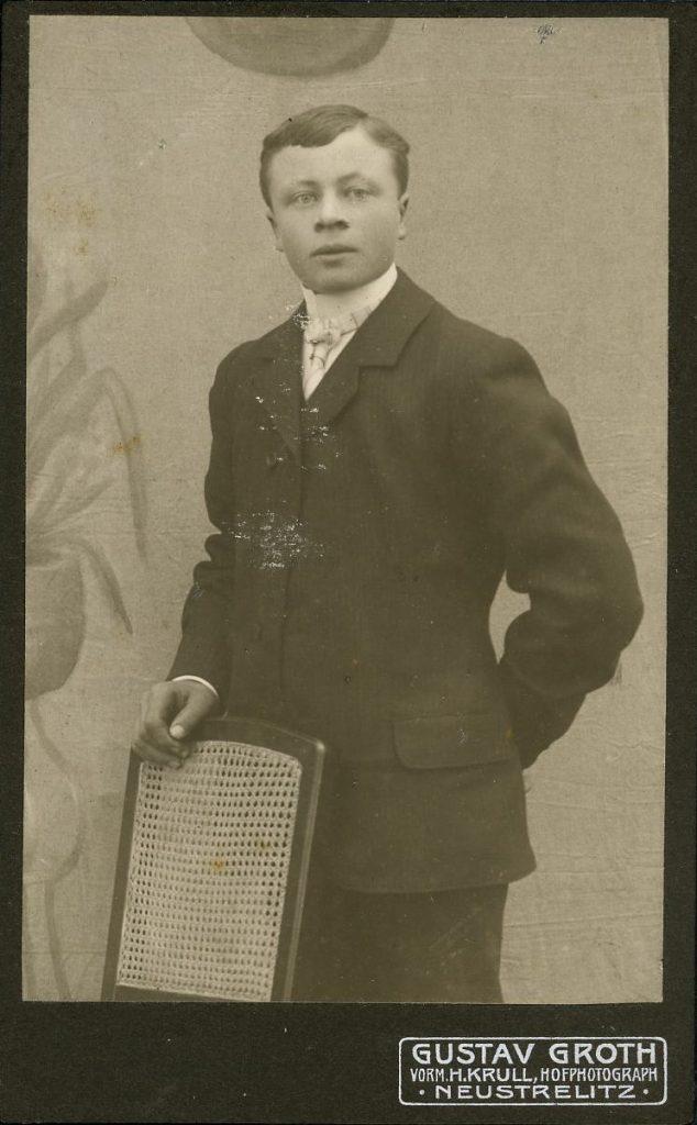 Gustav Groth - H. Krull - Neustrelitz