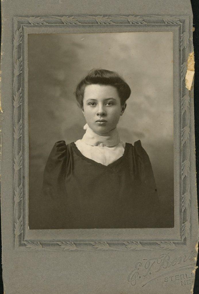 E. T. Benson - Sterling - Nebraska