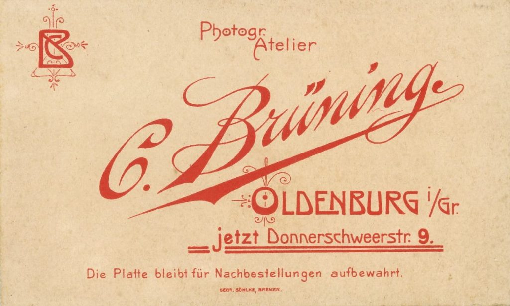 C. Brüning - Oldenburg