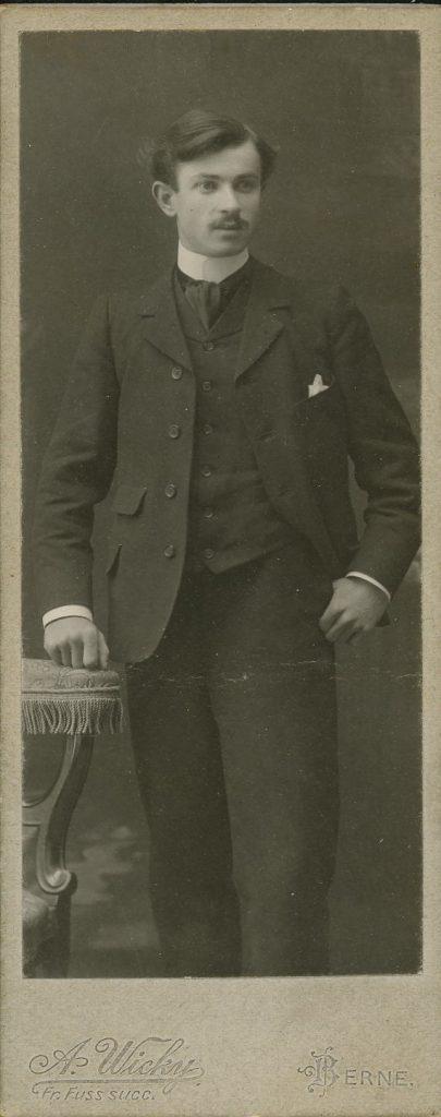 A. Wicky - Fr. Fuss - Berne