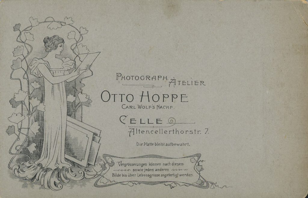 Otto Hoppe - Carl Wolf - Celle