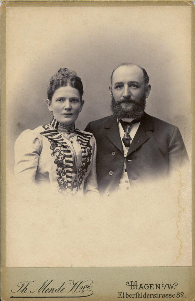 Th. Mende Wwe - Hagen i.W.