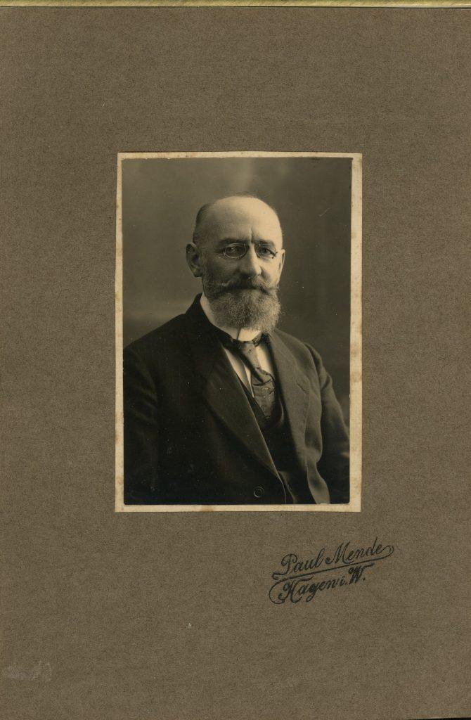 Paul Mende - Hagen i.W.