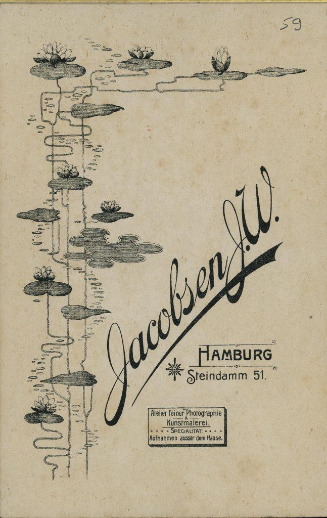 J. W. Jacobsen - Hamburg