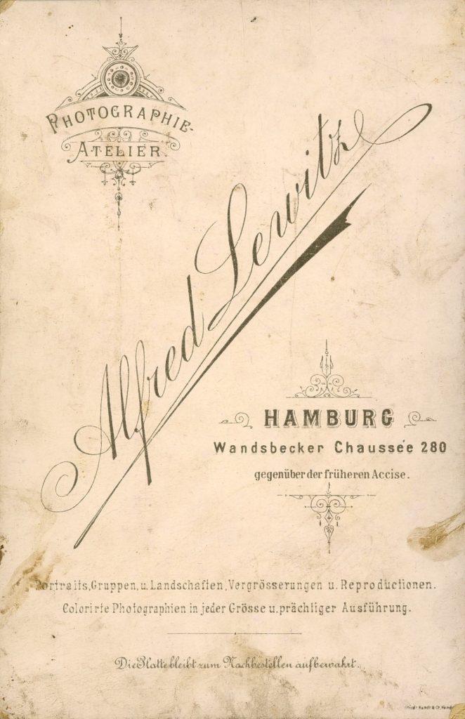 Alfred Lewitz - Hamburg